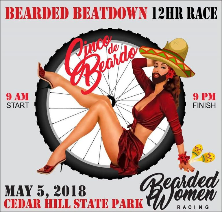 Bearded Beatdown by Bearded Women Racing