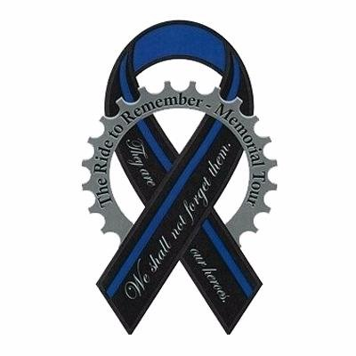 Canadian Police Memorial Ride