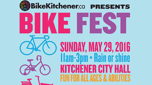 BikeFest Kitchener