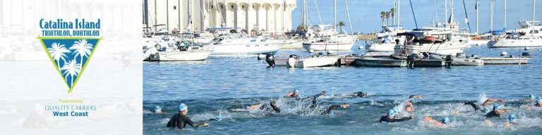 Catalina Island Triathlon/Duathlon